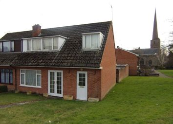 Thumbnail 3 bed semi-detached house for sale in Churchill Way, Mitcheldean, Gloucestershire