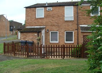 Thumbnail 3 bedroom end terrace house to rent in Hayling Close, Rubery, Birmingham