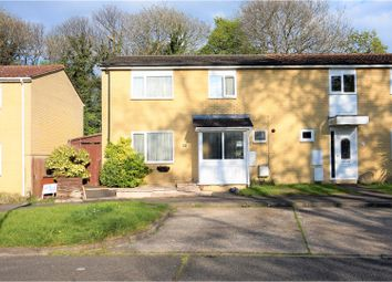 Thumbnail 3 bed semi-detached house for sale in Cookham Wood Road, Rochester