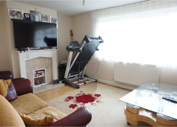 Thumbnail 3 bedroom flat to rent in East Crescent, London