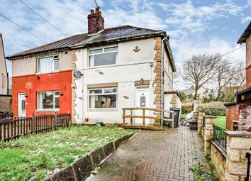 Thumbnail 2 bed semi-detached house for sale in Forest Green, Halifax