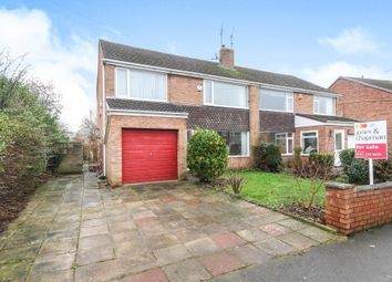 Thumbnail 4 bed semi-detached house for sale in Dolphin Crescent, Great Sutton, Ellesmere Port