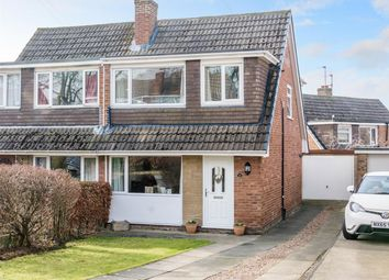 Thumbnail 3 bed semi-detached house for sale in Greenlea Close, Yeadon, Leeds