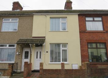 Thumbnail 3 bed terraced house for sale in Maidstone Road, Lowestoft
