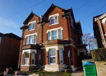 Thumbnail 2 bedroom flat to rent in Gordon Avenue, Southampton