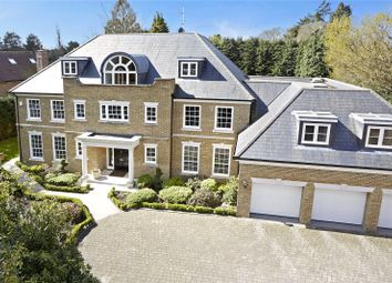 Thumbnail 6 bed detached house for sale in Shrubbs Hill Lane, Sunningdale, Ascot, Berkshire