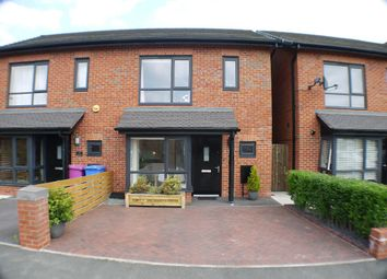 Thumbnail 2 bedroom semi-detached house for sale in Bridgemill Close, Liverpool