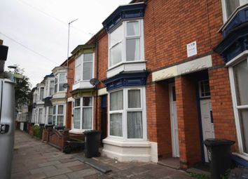 Thumbnail 5 bed terraced house to rent in Cambridge Street, Leicester