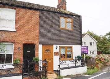 Thumbnail 2 bed semi-detached house for sale in Church Road, Chelmsford