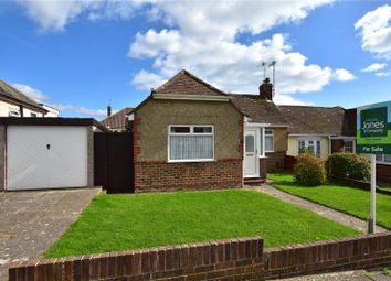 Thumbnail 3 bedroom bungalow for sale in Griffiths Avenue, North Lancing, West Sussex