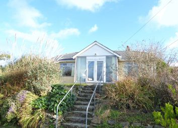 Thumbnail 3 bed detached bungalow for sale in Trethevy, Tintagel
