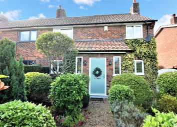 Thumbnail Semi-detached house for sale in Croft Lea, Cridling Stubbs, Knottingley