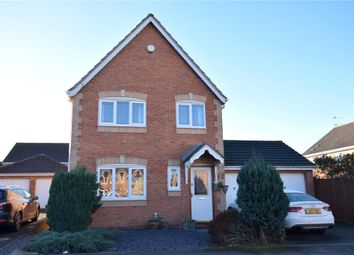 Thumbnail 3 bed detached house for sale in Field Maple Drive, Nottingham, Nottinghamshire