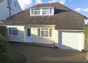Thumbnail 4 bed bungalow for sale in Kilworth Avenue, Shenfield, Brentwood, Essex