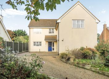 Thumbnail 4 bedroom detached house for sale in Crossing Road, Palgrave, Diss