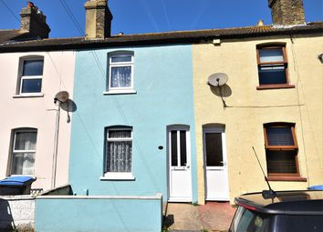 Thumbnail 2 bed terraced house for sale in Manor Road, Maxton, Dover