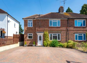 Thumbnail 5 bedroom semi-detached house for sale in Alexander Road, Reigate
