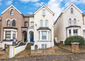 Thumbnail 1 bed flat for sale in Vicarage Road, Strood