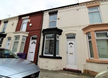 Thumbnail 2 bed terraced house to rent in Jesmond Street, Liverpool, Merseyside