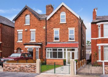 Thumbnail 4 bed semi-detached house for sale in Chestnut Street, Southport