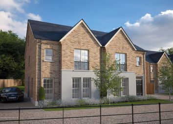 Thumbnail 3 bed semi-detached house for sale in The Haydon Mill Bridge, Newtownabbey