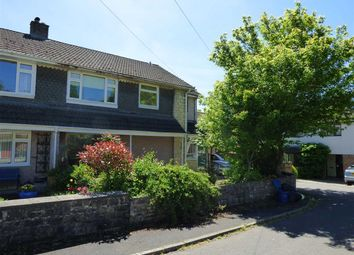 Thumbnail 3 bed semi-detached house to rent in Hilltop, Off Newport Road, Chepstow