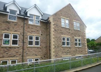Thumbnail 2 bedroom flat to rent in Mews Towers, Alnwick, Northumberland