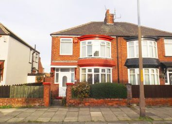 Thumbnail 3 bedroom semi-detached house for sale in Ida Road, Middlesbrough, .