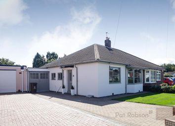 Thumbnail 2 bedroom semi-detached bungalow for sale in Milford Gardens, Brunton Park, Gosforth
