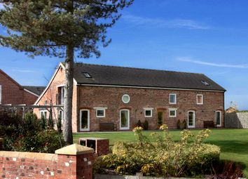 Thumbnail 4 bedroom barn conversion to rent in Greenfields Farm, Hunsterson, Nantwich