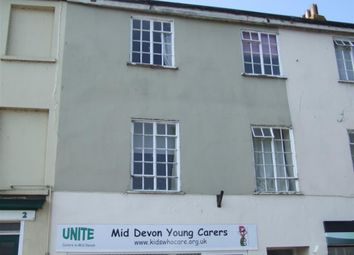 Thumbnail 2 bedroom maisonette to rent in Bridge Street, Tiverton