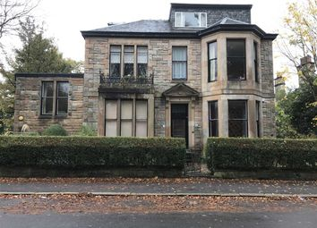 Thumbnail 2 bed flat for sale in Carriagehill Drive, Paisley