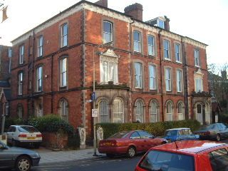 Thumbnail 1 bed flat to rent in 33 Prince Of Wales Terrace, Scarborough