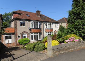 Thumbnail 4 bed semi-detached house for sale in Meadowhead, Sheffield
