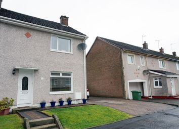 Thumbnail 2 bed terraced house for sale in Dryburgh Hill, West Mains, East Kilbride