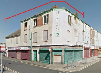 Thumbnail Commercial property for sale in Cleethorpe Road, & 2A Nacton Street, Grimsby, South Humberside