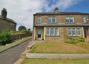 Thumbnail 3 bed semi-detached house for sale in Noble Court, Coppice Drive, Netherton, Huddersfield