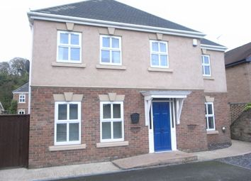 Thumbnail 3 bedroom detached house to rent in Coast Road, Mostyn, Holywell