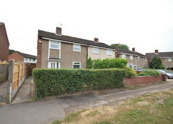 3 bed semi-detached house for sale in Newcomen Road, Bedworth CV12