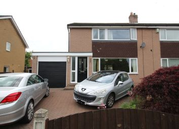 Thumbnail 3 bed semi-detached house for sale in Cumwhinton Road, Carlisle