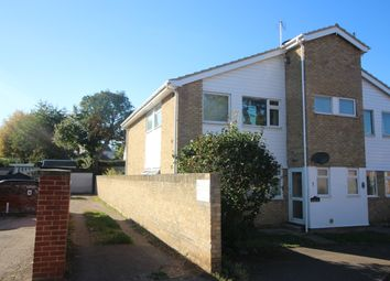 Thumbnail 2 bed flat for sale in Orchard Court, Lexden, Colchester.
