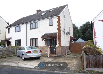 Thumbnail 4 bed semi-detached house to rent in Belvoir Close, Fareham