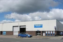 Thumbnail Light industrial to let in Unit 12A Grearshill Road, Kingstown Industrial Estate, Carlisle, Cumbria