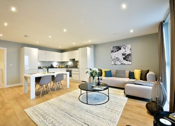 Thumbnail 3 bed flat for sale in Bow River Village, Bromley-By-Bow