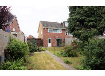 Thumbnail 3 bedroom semi-detached house for sale in Downham Gardens, Plymouth
