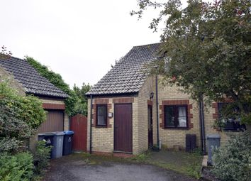Thumbnail 2 bed terraced house to rent in Cotswold Close, Witney, Oxfordshire