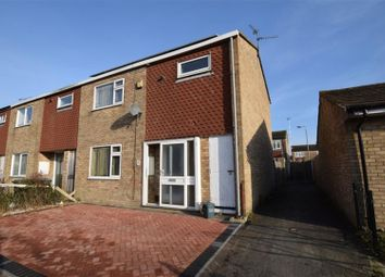 Thumbnail 3 bed end terrace house for sale in Lavric Road, Aylesbury