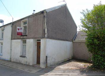 Thumbnail 2 bedroom end terrace house for sale in Long Row, Blaenllechau, Ferndale