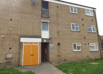 Thumbnail 1 bed flat for sale in Hanbury Close, Chesterfield, Derbyshire