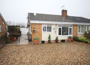 Thumbnail 2 bed bungalow for sale in Bellasize Park, Gilberdyke, Brough